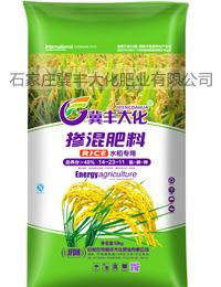 掺混肥料(水稻专用)